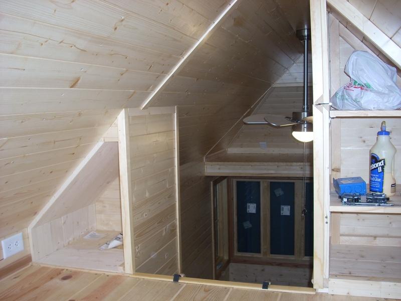 Another glaring shot my tiny house on wheels - Theusd tiny house the shortest way to freedom ...